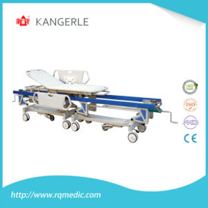 (CE, ISO) Operating Room Connecting Stretcher Trolley pictures & photos
