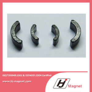 High Quality Custom Arc Permanent NdFeB/Neodymium Magnet for Motors pictures & photos