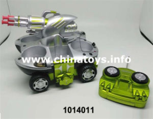 Good Quanlity Toy Amphibious R/C Tank (WITH ELECTRICITY) (1014011) pictures & photos