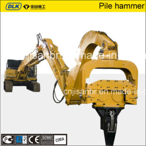 20 Ton Pile Driver Hammer and Hydraulic Vibratory Pile Hammer pictures & photos