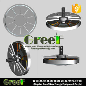 5kw Coreless Permanent Magnet Generator in Vertical Axis Wind Turbine pictures & photos