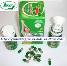 Natural Max Slimming Capsule, Weight Lose Capsule Green Package