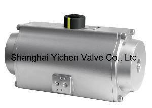 Stainless Steel Spring Return Pneumatic Actuator (YCSAT) pictures & photos