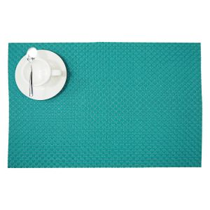 Spring 8X8 Textile Woven Placemat for Home & Restaurant pictures & photos