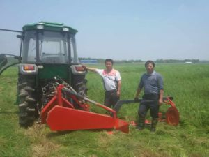 High Efficiency China Rotary Disc Mower pictures & photos