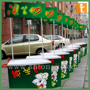 Polyester Pop up Display Stand (TJ-0036) pictures & photos