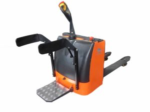 1.5 Ton Electric Power Pallet Truck and Electric Pallet Truck pictures & photos