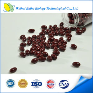 GMP Certified and High Quality Grape Seed Oil Softgel pictures & photos