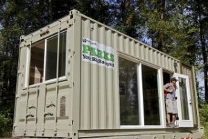 Shipping Container House pictures & photos