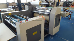 Semi Automatic Gluing Machine pictures & photos