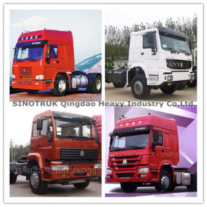 Sinotruk Tractor 4*2 Truck (ZZ425) pictures & photos