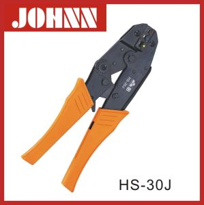 High Quality Ratchet Crimping Plier (European Style) pictures & photos