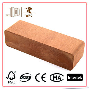 Fully Recyclable WPC Decking, 200*50mm WPC Outdoor Composite