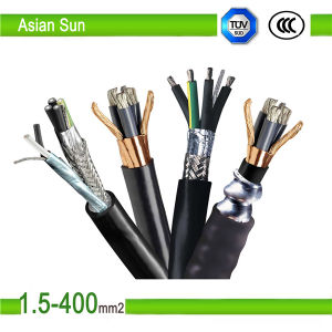 Low Voltage Electrical Power Cable PVC/XLPE Insulated pictures & photos