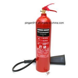 Protable 5kg CO2 Fire Extinguisher