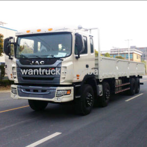 JAC 8X4 380HP Hfc1314k1r1lt Cargo Truck pictures & photos