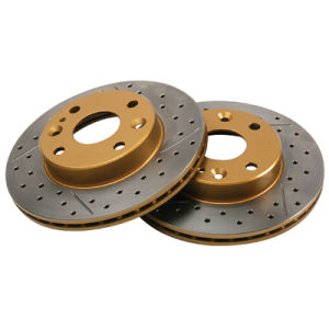 Premium Cross Drilled/Slotted Brake Rotor pictures & photos