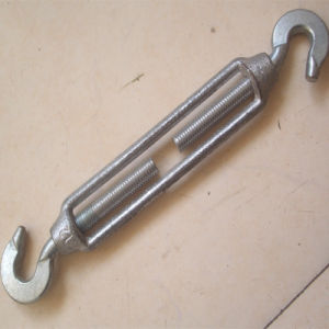 Malleable Iron Commercial Type Turnbuckle with Eye and Hook pictures & photos