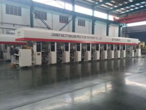 Rotogravure Printing Machine for PET, PE, NY, OPP, BOPP, CPP