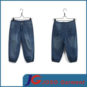 Women Denim Bloomers Jeans (JC6041) pictures & photos