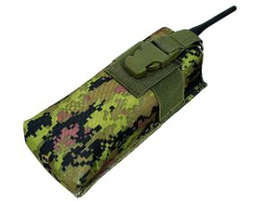 Molle Large Radio/Walkie Talkie Pouch pictures & photos
