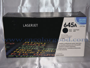 Original Color Printer Toner Cartridges for HP 645A C9730A C9731A C9732A C9733A pictures & photos