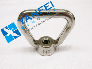 Fasteners Stainless Steel Eye Nut pictures & photos