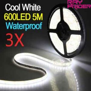 3528 LED Flexible Strip Light with Waterproof 120LED/M