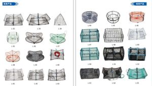 Fishing Net-Keeping Net -Fishing Tackle (L-06) pictures & photos