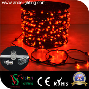 12V Replaceable Waterproof Outdoor LED String Light pictures & photos