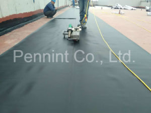 High Elastic Black EPDM Rubber Waterproofing Sheet Membrane Pond Liner pictures & photos