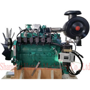 Cummins 6BT series generator CNG LPG Methane LNG gas engine pictures & photos