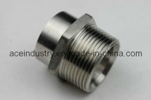 Stainless Steel Joint Insert / Fitting CNC Parts pictures & photos