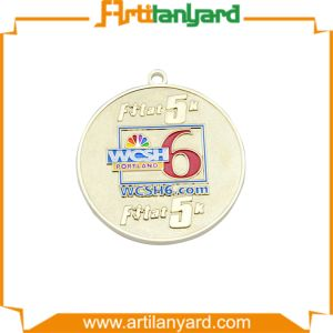 Promotional Sport Metal Medal with Ribbon pictures & photos