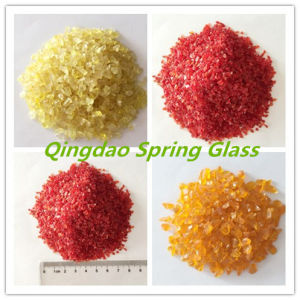 Bright Color Glass Sands From China pictures & photos