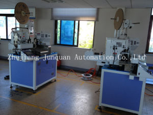 Full Automatic Crimping Machine (Both Ends) (JQ-2) pictures & photos