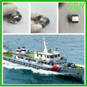 Manufacturing Precision CNC Machining Parts for Boat (P129) pictures & photos