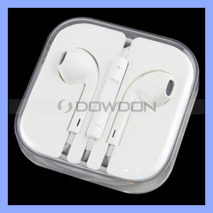 for Apple iPhone 6 5 5s Earpods Earphones with Remote and Mic (EAR-07) pictures & photos