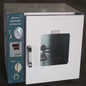 Lab Equipment Electrothermal Vacuum Drying Oven pictures & photos