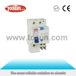 RCBO Dz47le-63 Earth Leakage Circuit Breaker with Over Current Protection pictures & photos