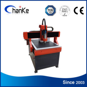 Small CNC Router for Wood Metal Stone 6090 pictures & photos