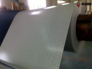 Ideabond White Color Pre-Painted Aluminium Coil (POLYESTER/PVDF) pictures & photos