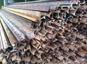Steel Heavy Rail From Shirley pictures & photos