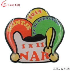 Company Logo Print Lapel Pin for Souvenir (LM1159) pictures & photos