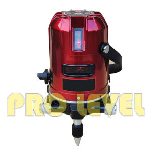 Multi-Line 4V1h1d Self-Leveling Laser Level (SK-498DP) pictures & photos