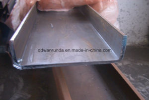 Mild Steel Slotted Galvanized C/Z/U Steel Channel pictures & photos