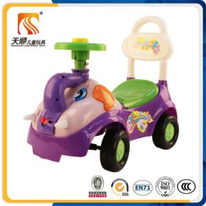 2016 China En71 Approved Plastic Swing Car pictures & photos