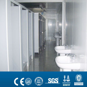20ft CE Sandwich Modular Site Container Flat Pack pictures & photos