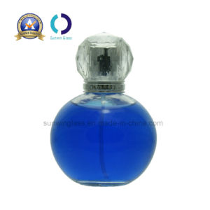 60 Ml Perfume Glass Jar (B-2009)