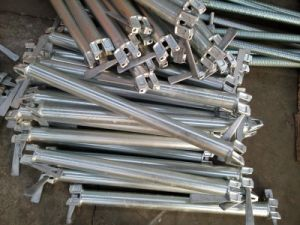 48.3*3.25mm Ringlock Scaffolding System pictures & photos